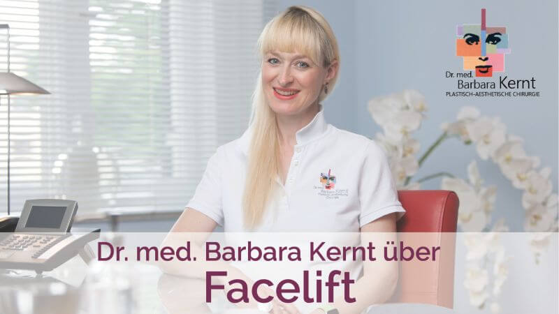 facelift video dr. barbara kernt