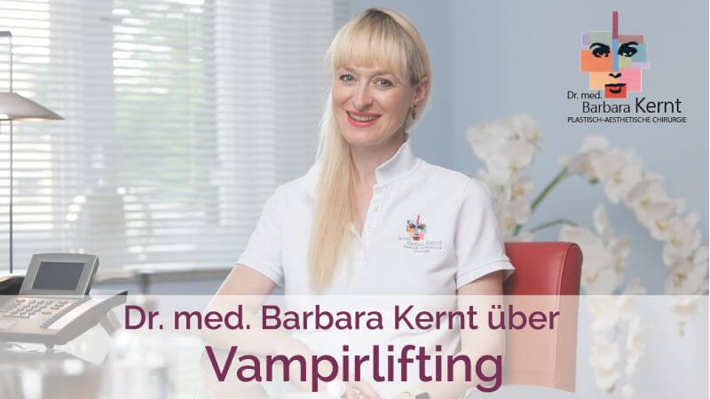 vampir lifting video münchen dr. kernt